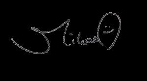 Mikaels signatur trp