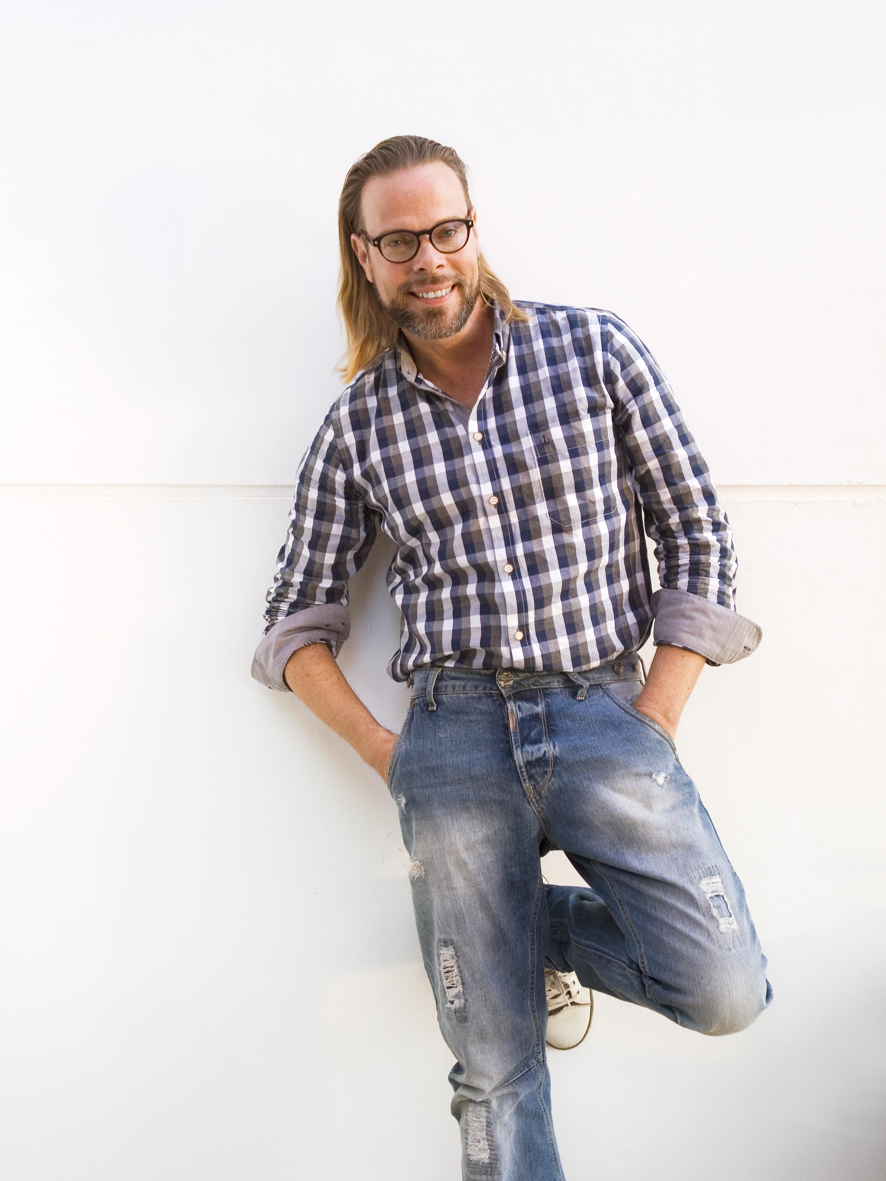 Teaterdirektör Mikael Reuterberg