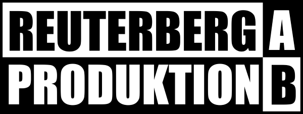 Logotyp Reuterberg Produktion AB