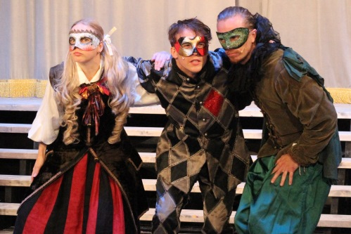 GF Kronhusteaterns-gycklarspelet