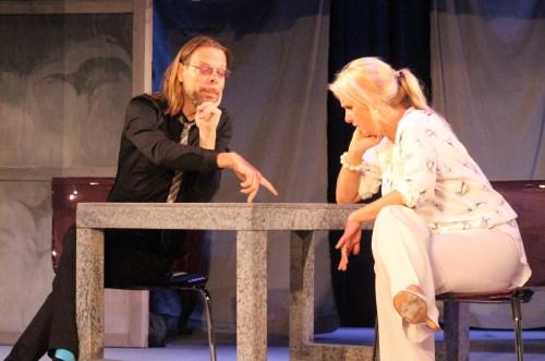 Mikael Reuterberg och Carolina Sandgren