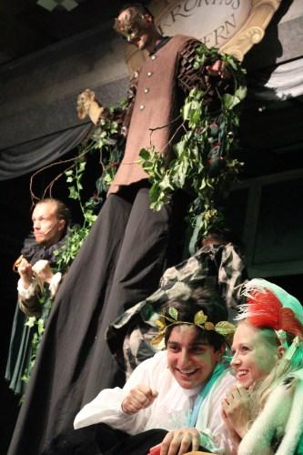 Kronhusteatern Gycklarspelet Trädet